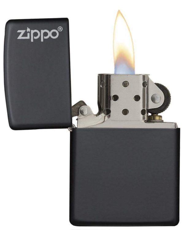 فندک زیپو مشکی
